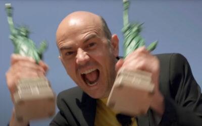 Cuarta aparición de Jandro en Fool Us de Penn & Teller